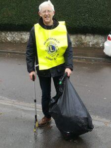 Litter Picking